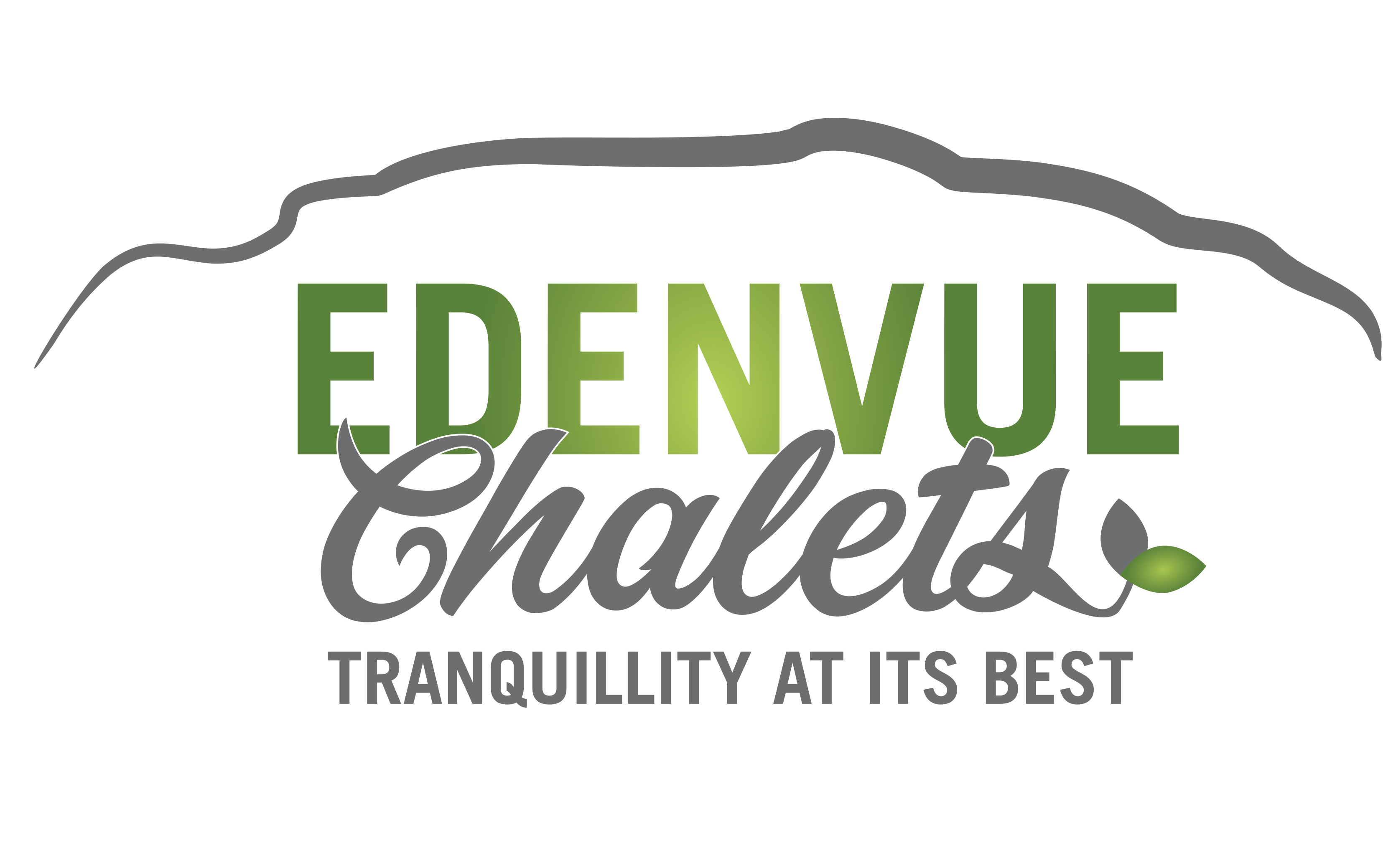 Edenvue Chalets - Self Catering Chalets